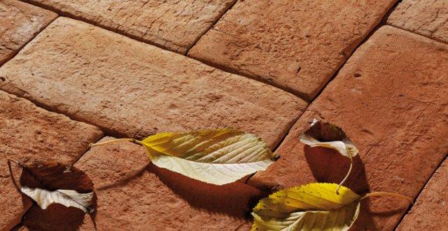 Pavimentazioni in pietra ricostruita