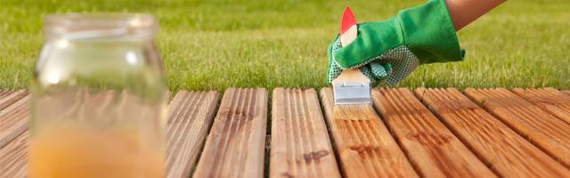 Cura dei mobili in legno