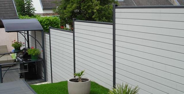 Pavimenti per esterni in wpc eleganti come il legno e pratici for Idee per recinzioni esterne
