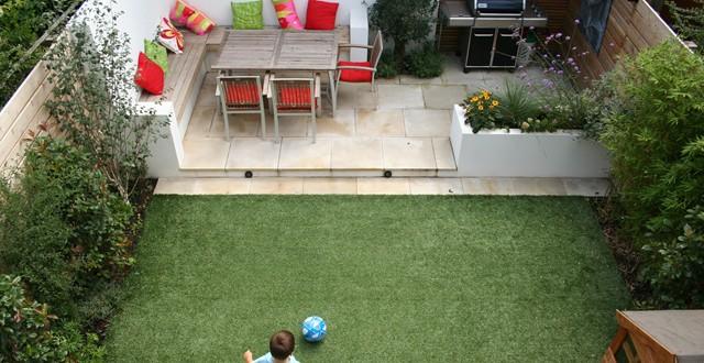 Progetare piccoli giardini soluzioni vincenti - Idee giardini piccoli ...