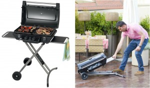 Barbecue a gas series Compact
