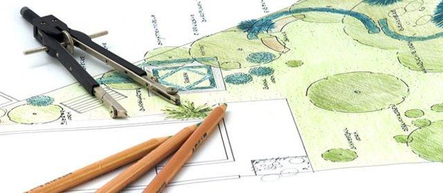 progettazione pavimento da giardino