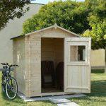 casette in legno da giardino ripostiglio