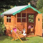casette in legno da giardino bimbe