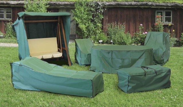 riporre i mobili da esterno coperture