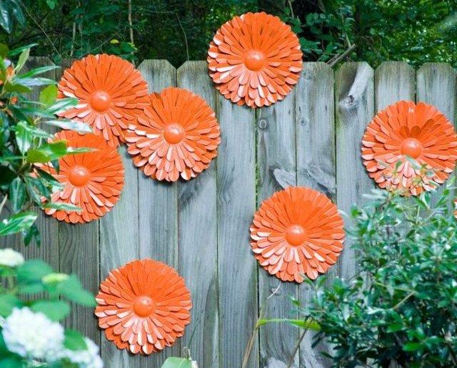 recinzioni per giardino decoro in metallo