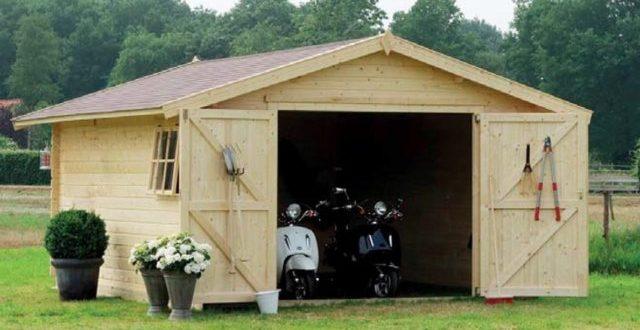 Permessi per casette in legno cosa c 39 da sapere per for Due progetti di garage per auto