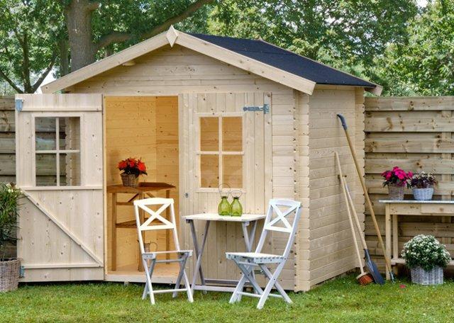 permessi per casette in legno