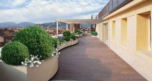 Pavimenti per esterni in WPC: eleganti come il legno e pratici