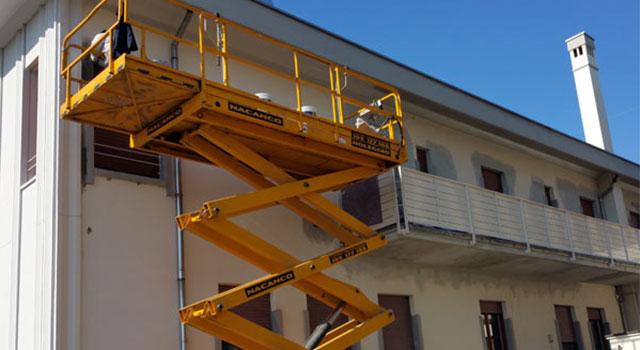 foto: rifacimento terrazzo condominio