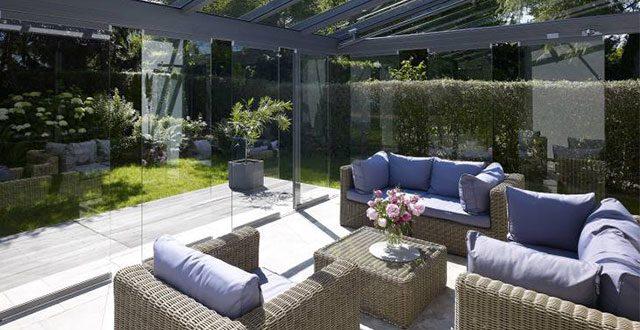 Giardino d inverno cos e tante idee per realizzarlo - Giardino d inverno terrazza ...