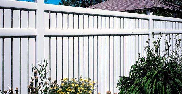 foto: recinzione giardino