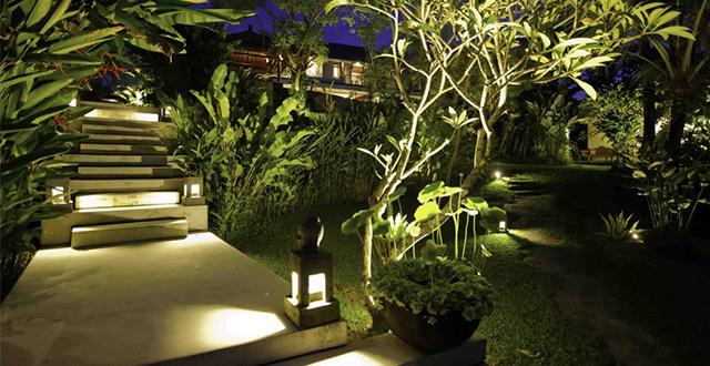 Impianto elettrico in giardino idee progetti e normativa - Impianto elettrico esterno giardino ...
