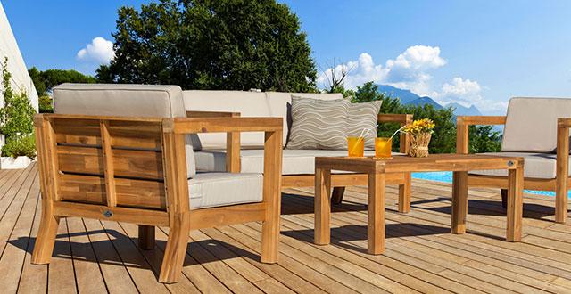 Come trattare il legno consigli e prodotti per pavimenti - Pavimenti in legno per esterno ...
