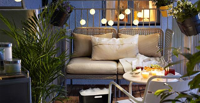 Emejing Arredo Terrazzi E Balconi Ideas - Home Design Inspiration ...