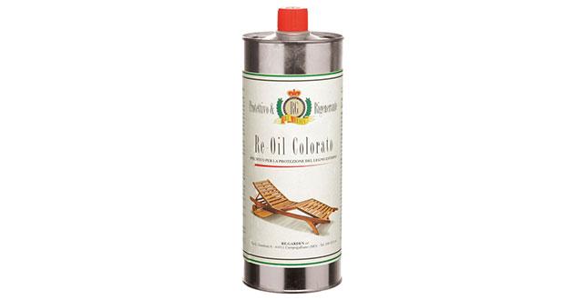 re oil colorato