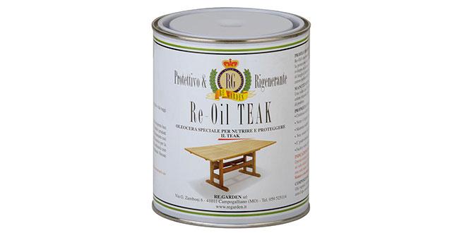 re oil teak