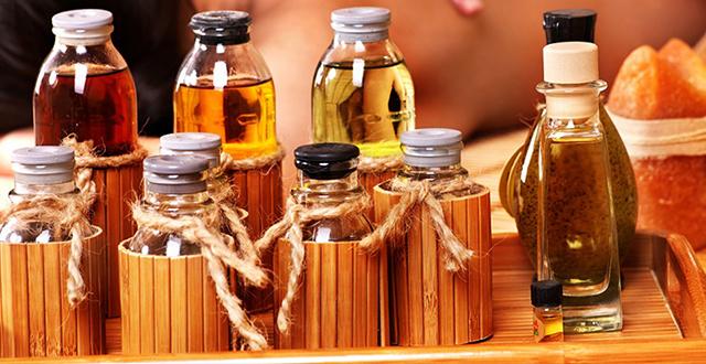 bagno aromaterapico