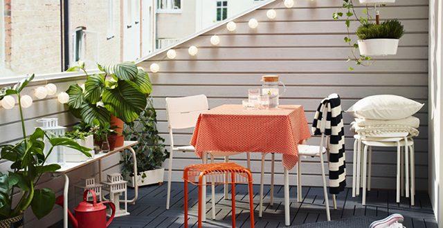 8 idee per decorare e arredare un terrazzo anche mini in for Arredamento per terrazzo piccolo
