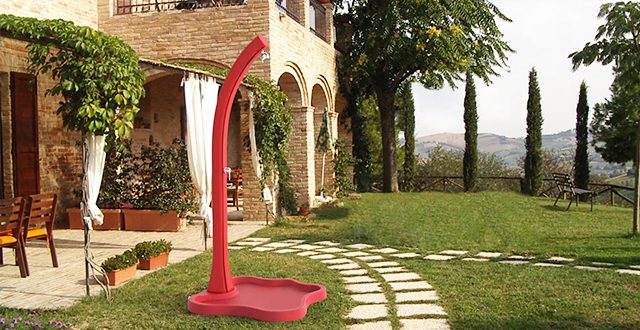 Come scegliere la migliore doccia solare da giardino - Doccia da giardino solare ...