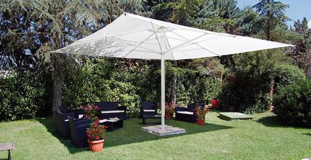 ombrelloni per giardino