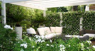 privacy in giardino