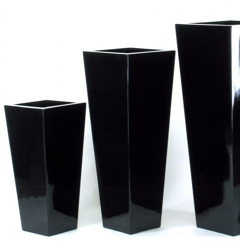 Come usare i vasi da giardino per uno stile minimal chic for Stile minimal chic