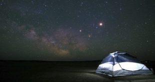 Campeggio a Ferragosto per godersi anche la notte di San Lorenzo