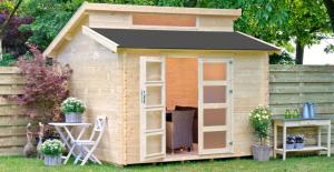 Casetta in legno Konigsberg: location perfetta per la tua vita da igers