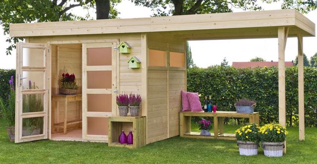 Scatti da igers rendi il tuo giardino la location for Giardino rustico traliccio decorativo