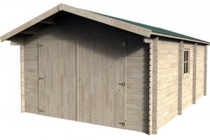 Garage Fortes per riparare dal sole la tua auto