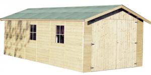 Garage Poline per riparare dal sole i mezzi a due o quattro ruote.