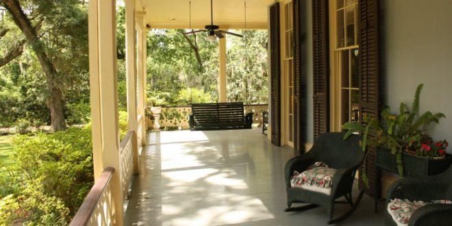 3 idee per arredare una veranda per l 39 autunno arreda il for Arredare veranda