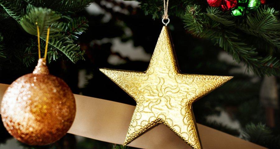 arredo natalizio classico