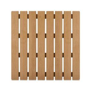 Piatto doccia PVC effetto legno