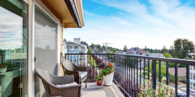 4 idee per rinnovare balconi terrazze e verande in economia
