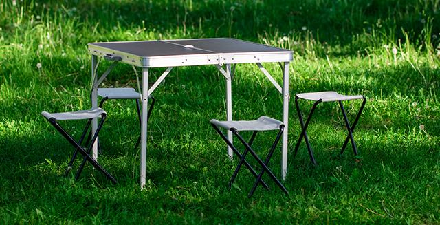 valigetta chiudibile picnic tavolo picnic