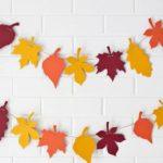 ghirlanda-foglie-ritagliate