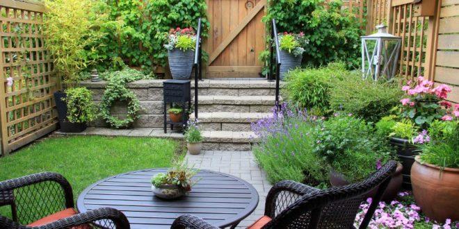 Preferenza Massimizzare gli spazi: consigli per piccoli giardini da copiare SK05