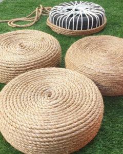 idee-giardino-fai-da-te-pneumatico-sedute-corda