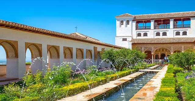 giardino alhambra