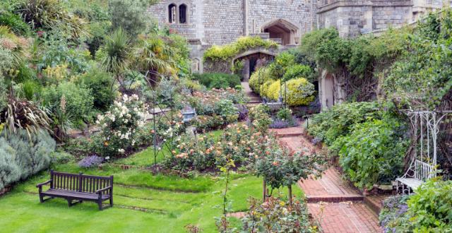 giardino inglese castello